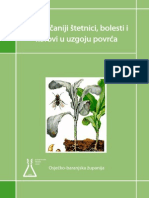 Emilija Raspundić - Najznačajniji štetnici, bolesti i korovi u uzgoju povrća