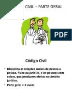 Direito Civil 1 - Aula 4