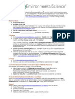 Masteringenvironmentalscience Student Fdoc Handout Spring 2012