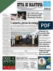 Le pagine dedicate dal giornale all'iniziativa