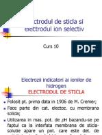 Electrodul Cu Membrana de Sticla Si EIS_C11 FIM