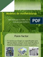 03 - Modelos de MB