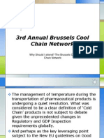 3rd Annual Brussels Cool Chain Network