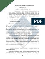 Classificação das ações-Sérgio Gilberto Porto