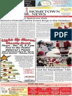 Huron Hometown News - December 5, 2013