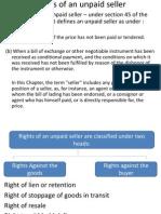 Legal Aspects - Riddhi