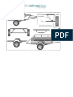projeto carretinha carga