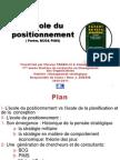 Ecole Du Position Nement