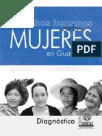 Derechos Humanos de las mujeres en Guatemala