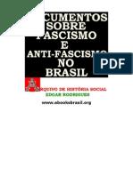 Fascismo e Antifascismo No Brasil (Edgar Rodrigues)