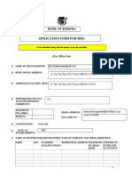 Copy of Application Form