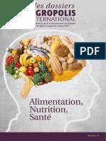 """Dossier """"Alimentation Nutrition Santé"""""""