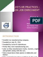 Volvo case ppt