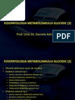 FIZIOPATOLOGIA METABOLISMULUI GLUCIDIC (2)