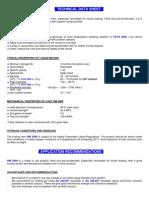 RM 2000 Technical Data
