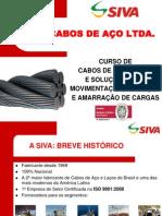SIVA - CURSO DE CABO DE AÇO