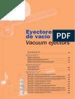 B305 Eyectores de Vacio