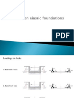 Beam on Elastic Foundations
