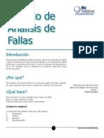 034 Metodo de Analisis de Fallas