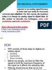 Analog 2 Digital Conversion