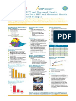Integrated PMTCT and Maternal Health 