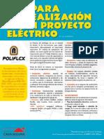 Tips Para Proyecto Para La Realizacion de Un Proyecto Electrico 1