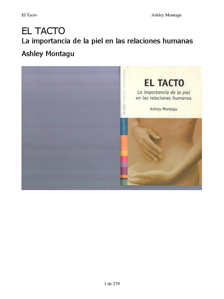 El Tacto Ashley Montagu x