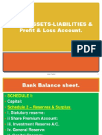Bank Assets & Liabilities