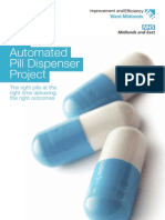 Automated Pill Dispenser Nhs Study