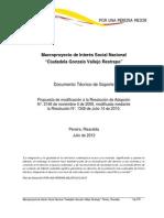 Documento Tecnico de Soporte Mgvr
