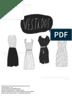 El Lenguaje de Los Patrones en La Moda Vestidos
