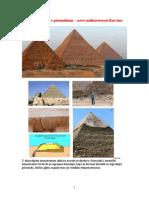 Nove činjenice o piramidama