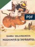 Neghiniţa şi împăratul de Barbu Delavrancea