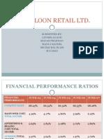Pantaloon Retail Final