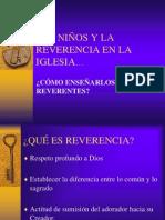 Los Ninos y Reverencia en La Iglesia - 10