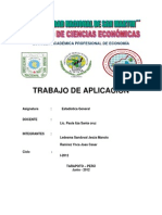 ESCUELA ACADÉMICA PROFESIONAL DE ECONOMÍA