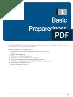 Basic Preparedness