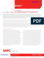 SAFC Pharma-Multi-Purpose Microreactors-A Fast Track to Optimized Processes-2009