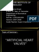 Hrt Valve_4th Sem