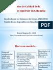 011Señales de calidad de la ES en Colombia