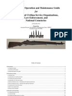 M1 Garand Operation and Maintenance Guide 2013