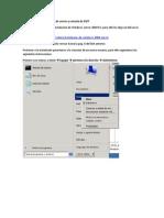 Manual para la instalación de server y consola de ESET
