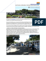 Feria Artesanal Plaza Francia Buenos Aires Www.ba-h.Com.ar