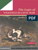 Kalyvas the Logic of Violence in Civil War