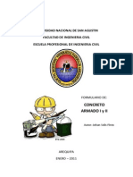 Formulario Final Concreto Armado