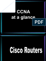 CCNA at a Glance