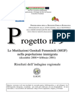 MGF in Emilia Romagna II