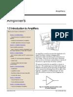 Amplifiers Module 01