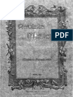 Revista Musical Hispano-Americana. 31-5-1916, No. 5