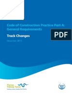 CoCP Part a General Requirements Track Changes